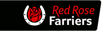 Red Rose Farriers Logo